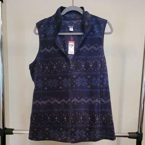 Women's Basic Edition Fleece Vest
